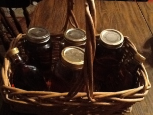 Maple syrup 2013 001