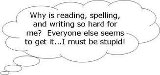 dyslexia bubble